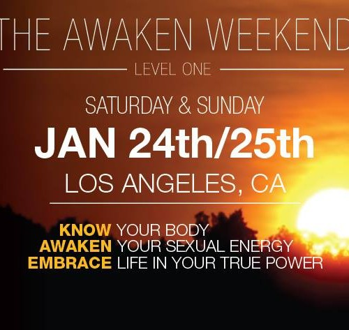 events bancs media the awaken weekend