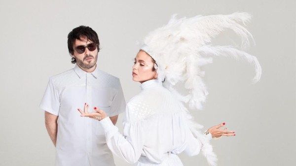 Bomba Estereo's latest album is called Amanecer.